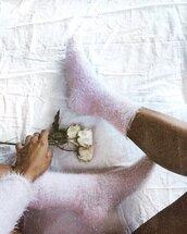 socks,pink socks