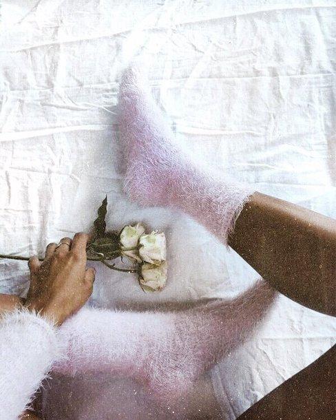 socks pink socks