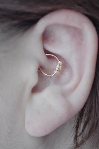 jewels earring death piercing piercing