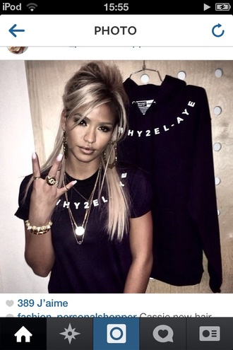 t-shirt style jewels cassie