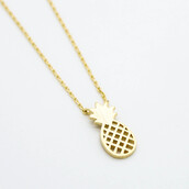 jewels,bikiniluxe jewelry,gold,gold necklace,gold pineapple necklace,gold pineapple pendant,gold pineapple pendant necklace,gold plated,jewelry,pineapple necklace gold,pineapple pendant necklace,accessories,charm necklace,dainty gold necklace,bikini luxe jewelry,home accessory,girl,girly,girly wishlist,necklace,pineapple print,pineapple