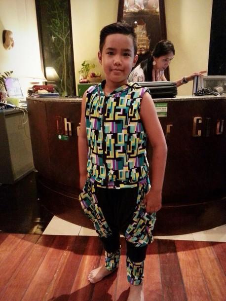 dress nana clothes hiphop