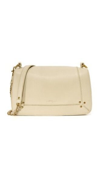 bag shoulder bag creme