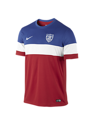 2014 U.S. Stadium Men's Soccer Jersey. Nike Store