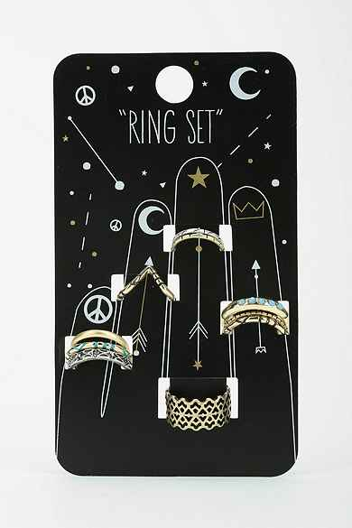 Rings - Urban Outfitters