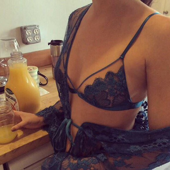 pajamas cover up lace tops