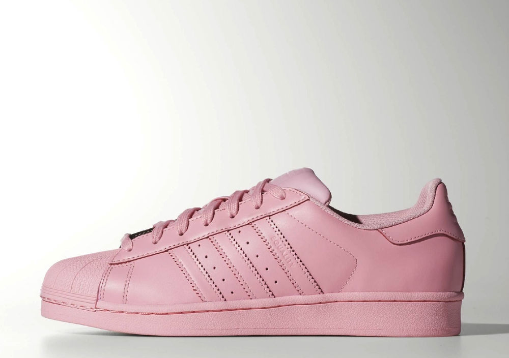 clearance sale new styles new arrival Adidas OG * Pharrell Williams Superstar supercolor pack SiZe ...