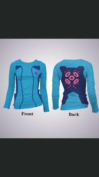 top latex zero suit shirt corset top