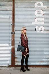 a little dash of darling,blogger,dress,top,shoes,sunglasses,bag,jewels