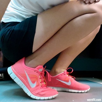shoes nike nike running shoes nike shoes pretty sportswear sports shoes pink nike hot athletic