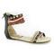 Ulanka :: compra sandalia coolway trenzo black