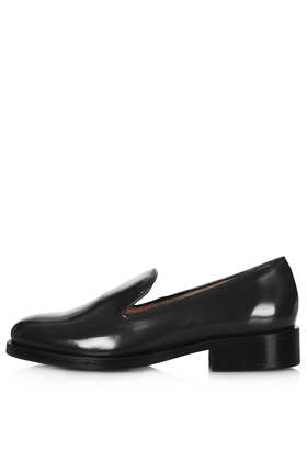 PORTO Slip On Loafers - Flats  - Shoes  - Topshop
