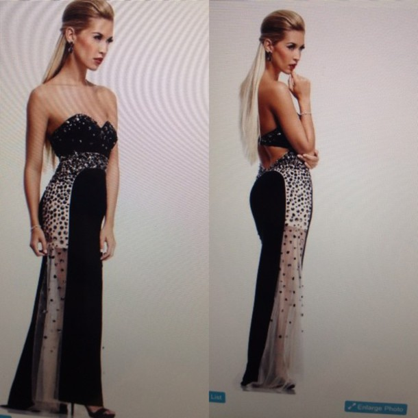 dress black prom dress long prom dress pink sparkly prom dress
