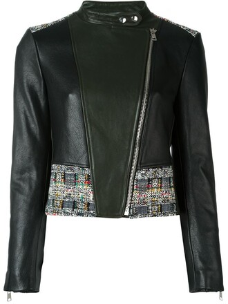 jacket biker jacket
