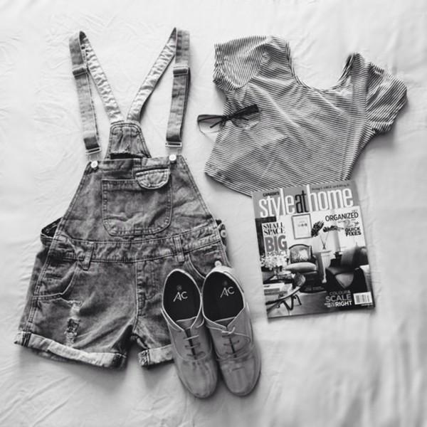 jeans denim overalls