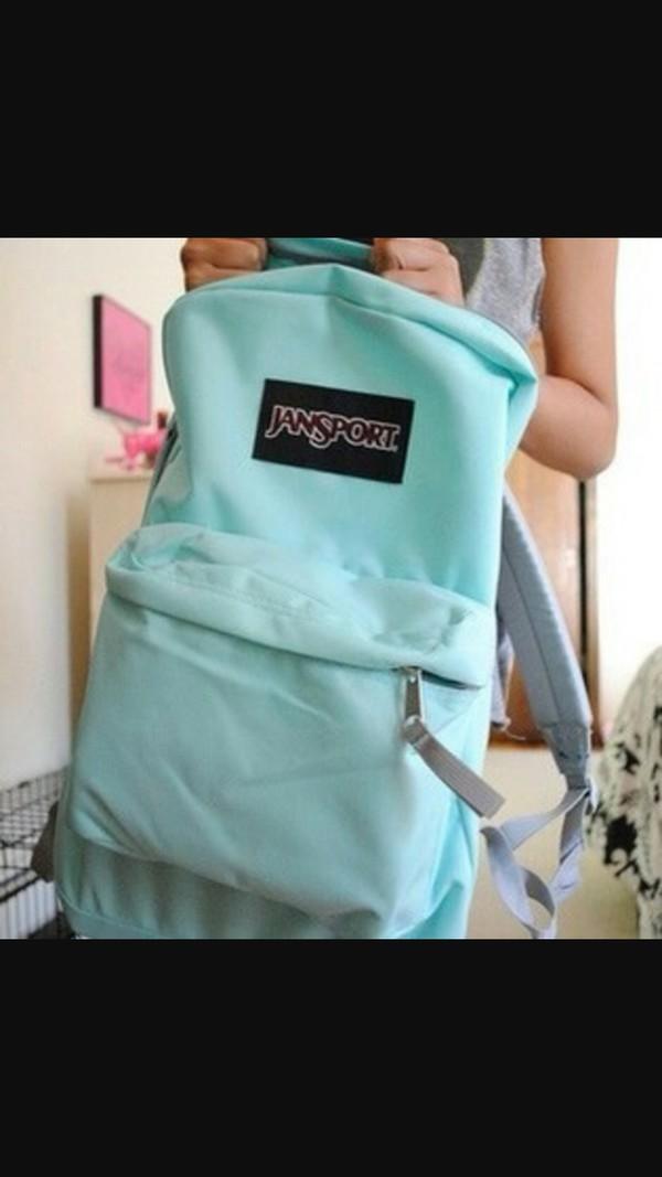 JanSport Superbreak Aqua Dash Backpack at PacSun.com