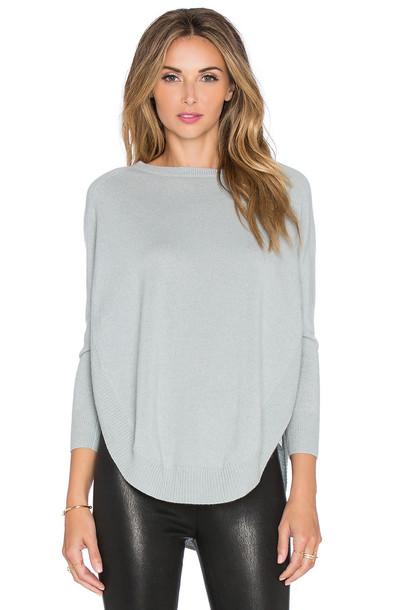 Hoss Intropia sweater blue