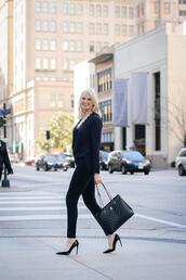 style archives | the style scribe,blogger,blouse,jeans,bag,shoes,jewels,chanel bag,pumps,spring outfits