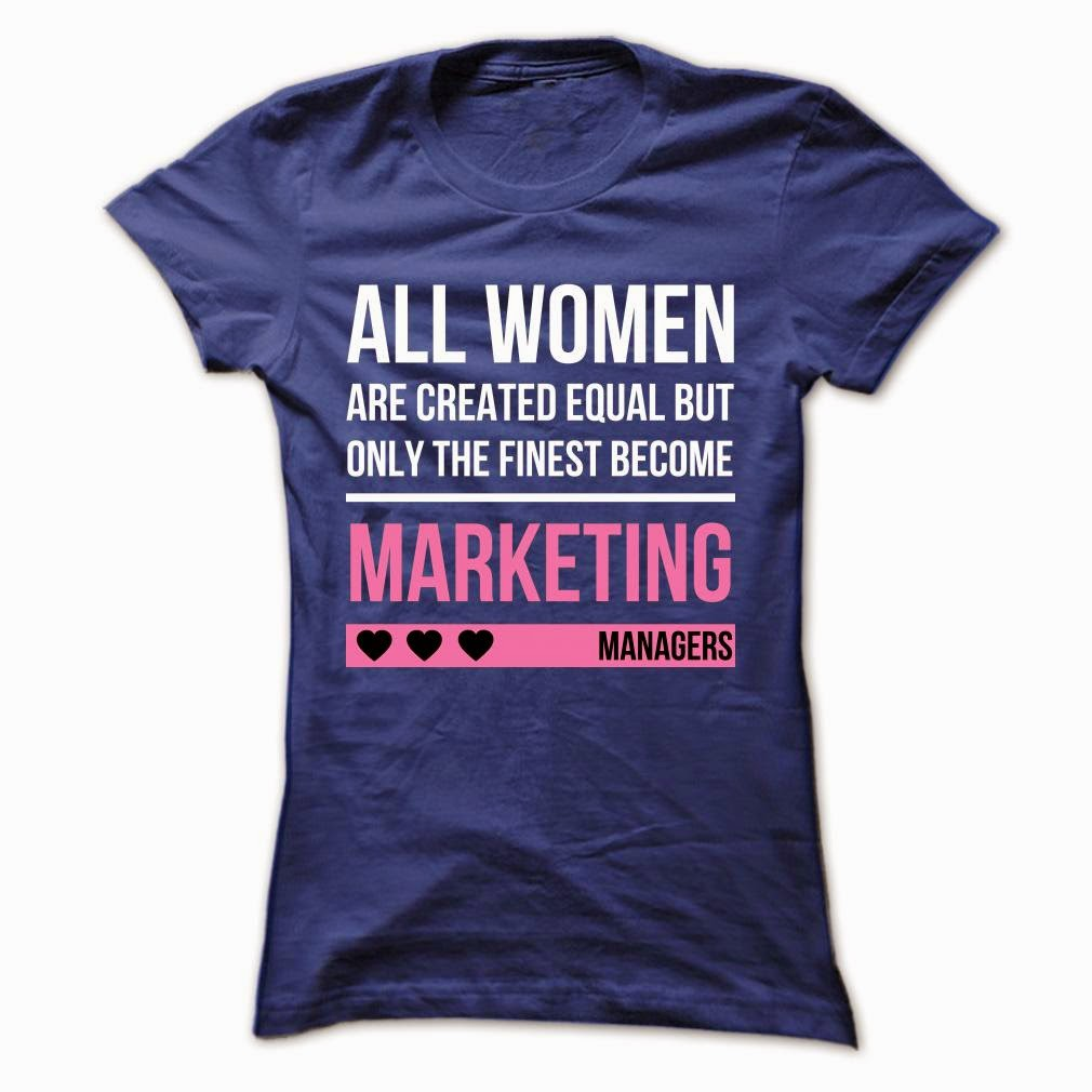 Marketing Managers T-Shirt & Hoodie