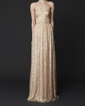 dress,gold,long,strapless,sparkle,prom dress,gold dress,sparkly dress,glitter dress,maxi dress,sparkle dress prom short sequin