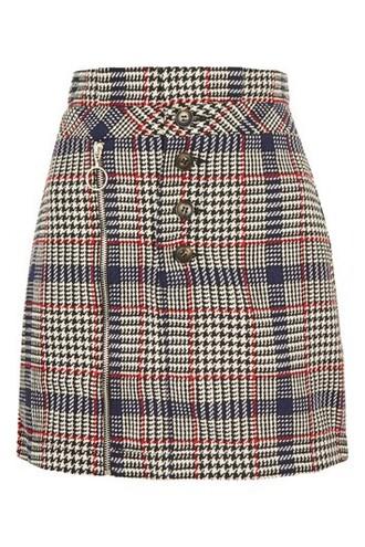 skirt mini skirt mini zip