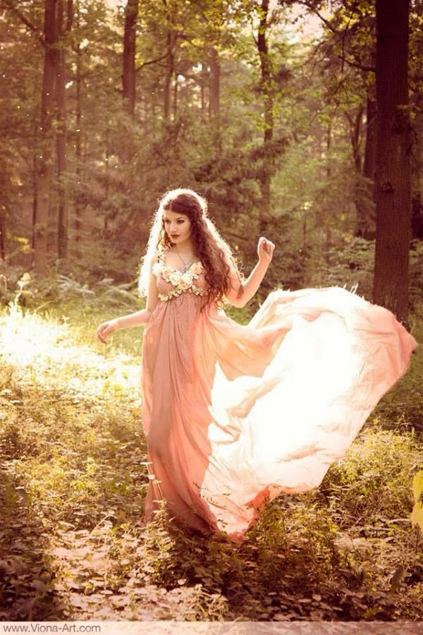 flowers long dress romantic dress pink dress silk dress chiffon dress