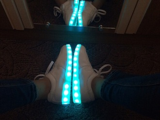 shoes weheartit led light shoes