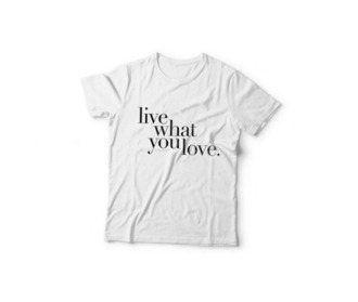 mattieologie blogger t-shirt love love quotes graphic tee