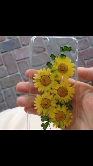 iphone case phone case sunflower