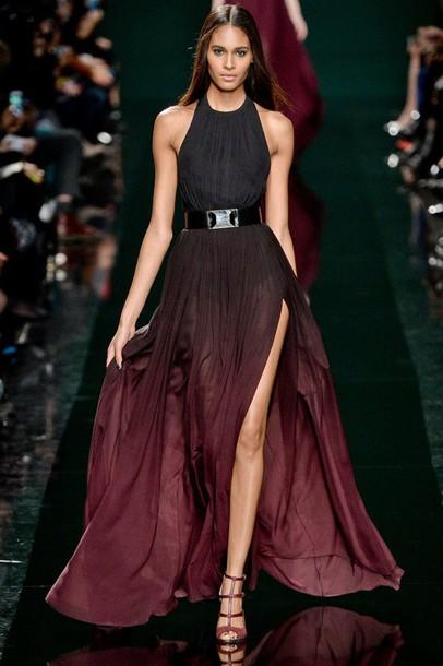 02fc2818f5f dress fahion headband fashion beauiful black dress black maxi dress black  long dress formal dress long