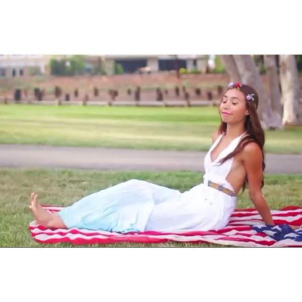 dress backless dress maxi dress ombre