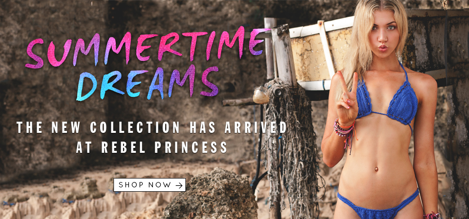 Rebel Princess | Clothing | Accessories | Swimwear