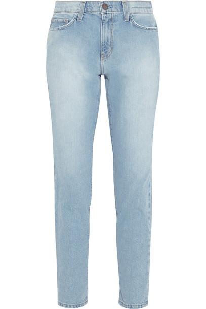 Current/Elliott jeans boyfriend jeans high boyfriend denim light