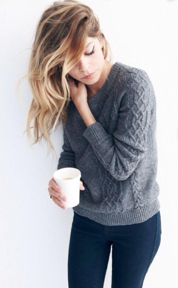 sweater winter sweater cute