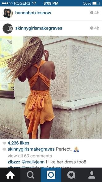 dress flowy dress romper summerdress wrap dress