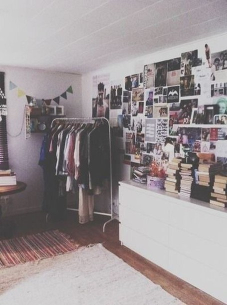 home accessory, clothes rack, clothes, tumblr room ...