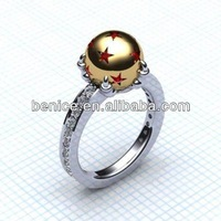 Source jewels dragon ball ring on m.alibaba.com