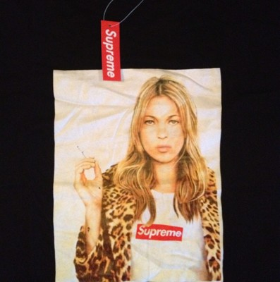 Supreme 5 panel kate moss t size m / s ofwgkta rare! obey stussy