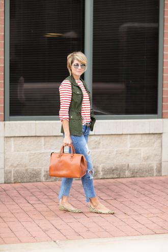style archives - seersucker and saddles blogger t-shirt jacket bag belt jewels