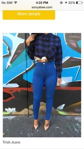 pants,blue,skinny pants,high waisted jeans,leggings,jeggings