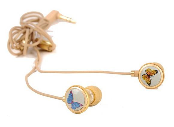 butterfly earphones technology