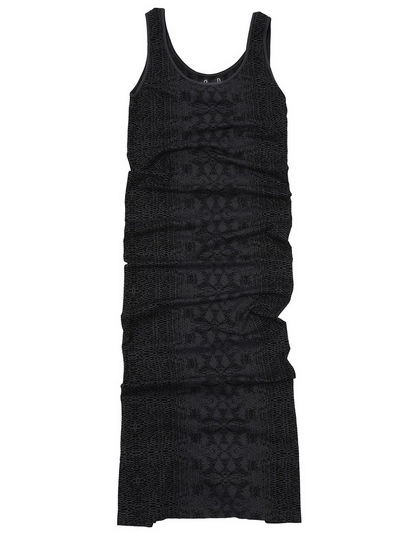 Bodycon Snake Maxi