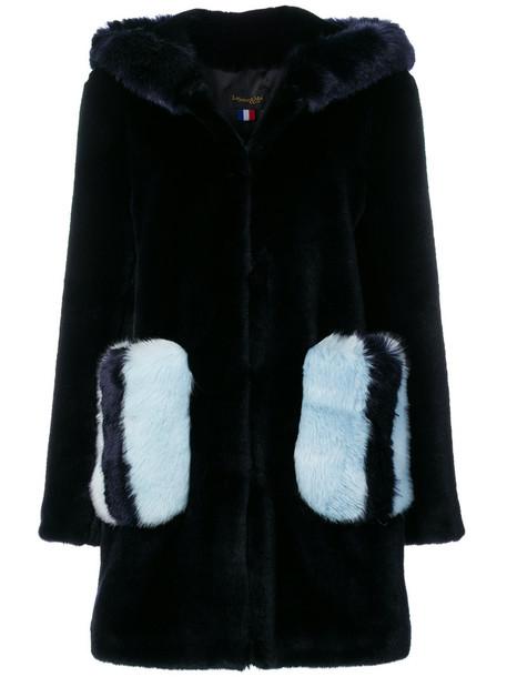 La Seine & Moi coat women blue