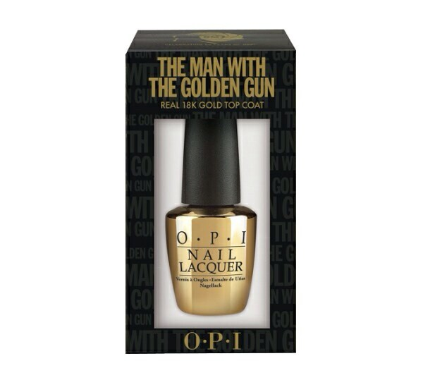 nail polish opi gold