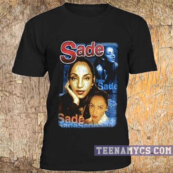 Vintage Sade t-shirt - teenamycs