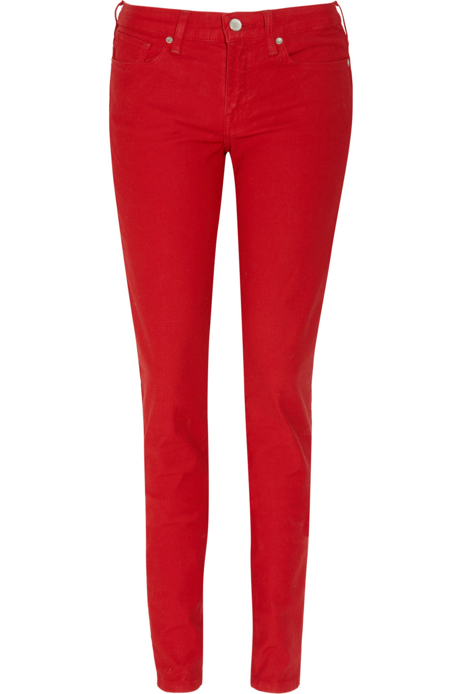 Empire mid-rise skinny jeans   Levi's Made & Crafted   THE OUTNET