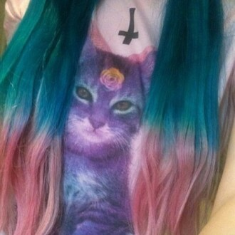 t-shirt pastel pastel goth pastel grunge grey 90s style grunge soft grunge girly grunge fluffy cool goth