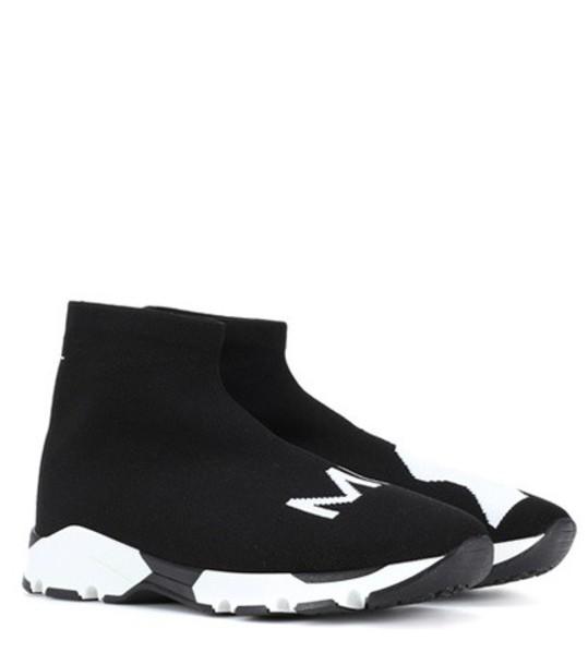 Mm6 Maison Margiela sneakers black shoes