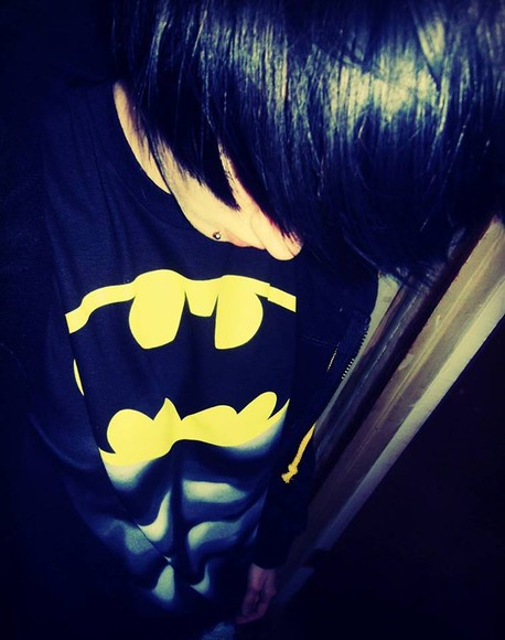 cartoon shirt style abs batman fashion