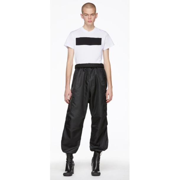 pants cargo pants black